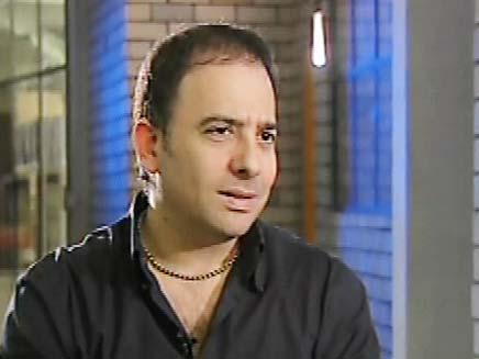 פרסומאי הדר גולדמן (צילום: חדשות 2)