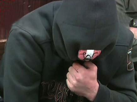הקצין החשוד באונס (צילום: חדשות 2)