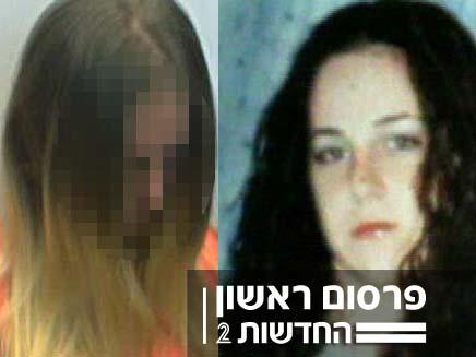 """דנה בנט ז""""ל, והחשודה בסיוע לרצח (צילום: חדשות 2)"""