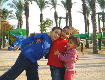 טיולי משפחות: פארק כפר סבא (צילום: שירלי אהרון)