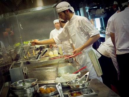 אחד העם טאפאס - המטבח