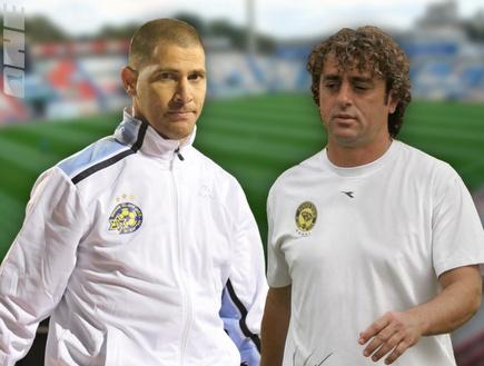 עטר ונמני, מי יהיה המאמן שיחגוג הערב בקופסא? (צילום: מערכת ONE)