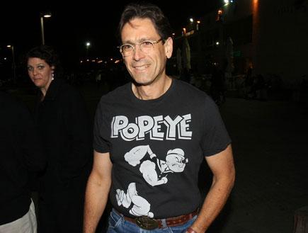 מסיבת 9 שנים לחדשות ערוץ 2 - ערד ניר (צילום: אלעד דיין)