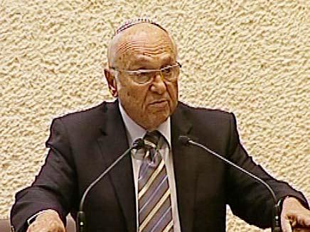 שר המשפטים נאמן. ארכיון (צילום: ערוץ הכנסת)
