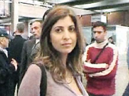 ארוסתו של אפרתי (צילום: חדשות 2)
