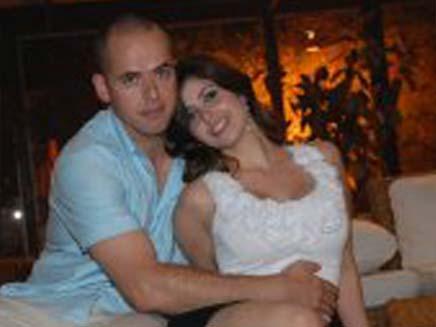 ורד אלי וארז אפרתי (צילום: חדשות 2)