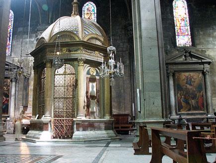 הקתדרלה בלוקה, טוסקנה (צילום: ויקיפדיה)