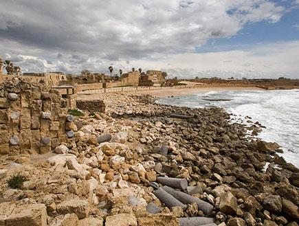 קיסריה 2 (צילום: דורון ניסים, רשות הטבע והגנים)