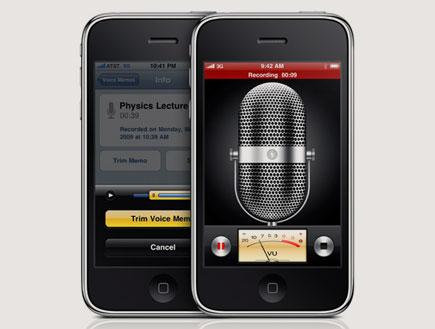 אייפון, iphone (צילום:  יחסי ציבור )
