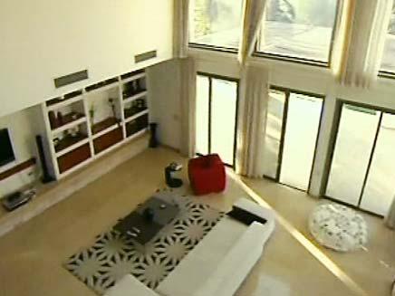 בתים בארסוף (צילום: חדשות 2)
