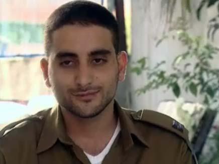סגן אדם מלול (צילום: חדשות 2)