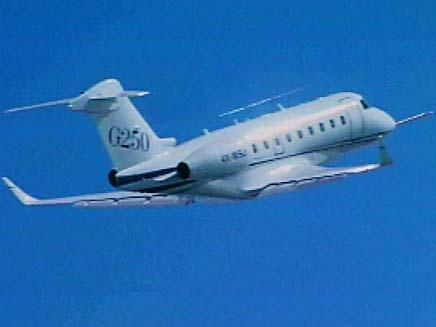 המטוס ביצע נחיתת אונס, ארכיון (צילום: חדשות 2)