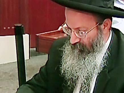 הרב מלמד (צילום: חדשות 2)
