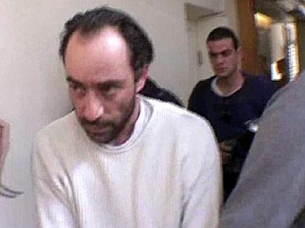מרדכי מזרחי, נאשם בניסיון אונס (צילום: חדשות 2)