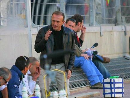 """אורי מלמיליאן. יחתום בבית""""ר ירושלים? (צילום: מערכת ONE)"""