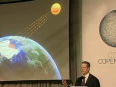 אל גור - ההתחממות הגלובלית (צילום: חדשות 2)
