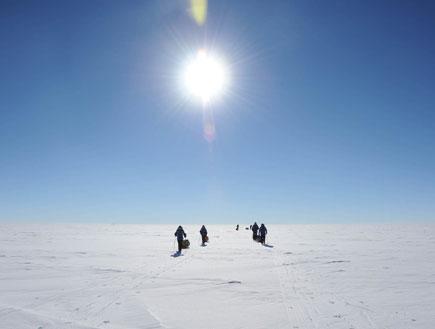 אנטארקטיקה (צילום: Handout, GettyImages IL)