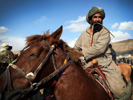 אפגניסטן (צילום: Majid Saeedi, GettyImages IL)