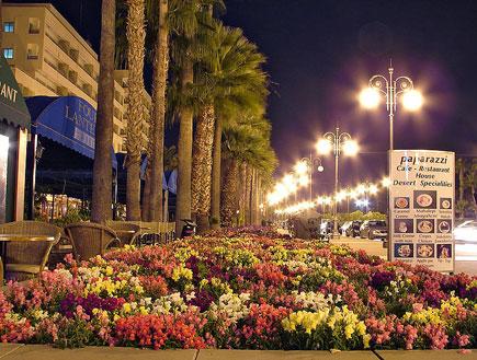 הטיילת של לרנקה, קפריסין (צילום: ויקיפדיה)