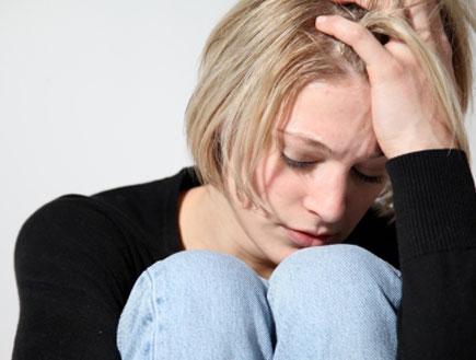 אישה עצובה - וידוי (צילום: istockphoto)