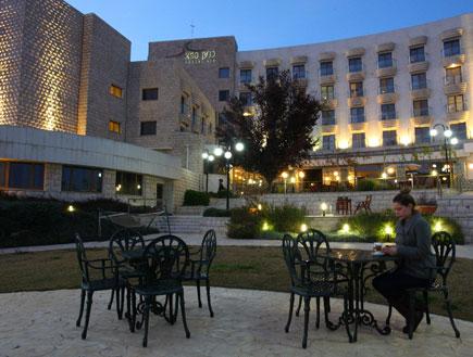 מלון כנען ספא בצפת (צילום: האתר הרשמי)