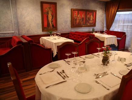 מסעדת La Maison Fleurie בלימסול, קפריסין