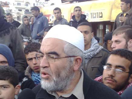 ראאד סאלח (צילום: חדשות 2)