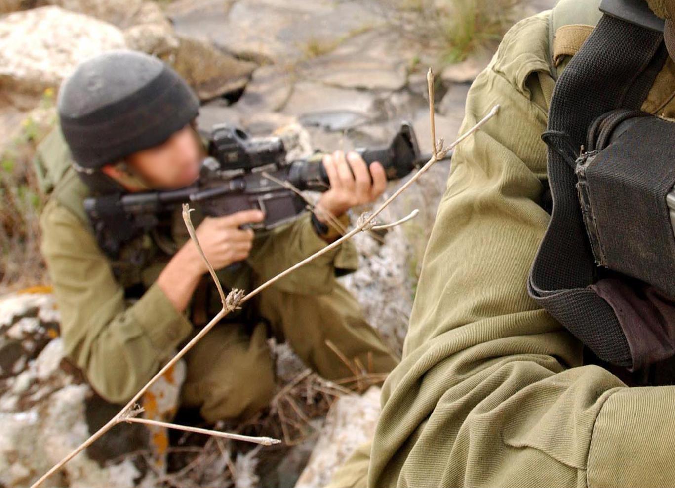 חיילים, ארכיון (צילום: חדשות 2)