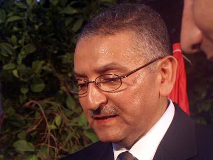 שגריר מצרים בישראל יאסר רידא (צילום: AP)