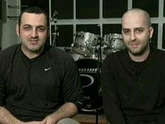 קובי אפללו ועילי בוטנר יופיעו יחד (וידאו WMV: חדשות 2, שש, חדשות 2)