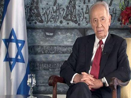 נשיא המדינה שמעון פרס. ארכיון (צילום: חדשות 2)