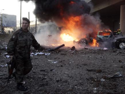 פיצוץ בלבנון, ארכיון (צילום: ארכיון)