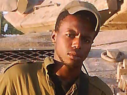 """סמל ראשון אלעביד ראמז אשר נהרג היום מירי (צילום: דובר צה""""ל)"""