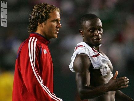 מרלין (משמאל) בימיו ב-MLS. יחל להיבחן בפתח תקווה (GettyImages) (צילום: מערכת ONE)