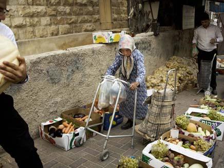 עוני בישראל (צילום: חדשות 2)