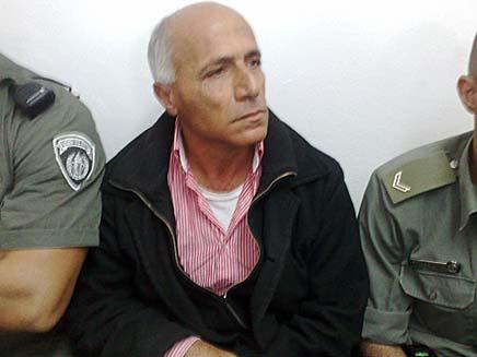 ביקש הקלות בתנאי מעצרו. מרדכי ואנונו (צילום: יוסי זילברמן, חדשות 2)