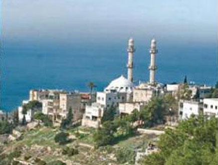 נוף בחיפה