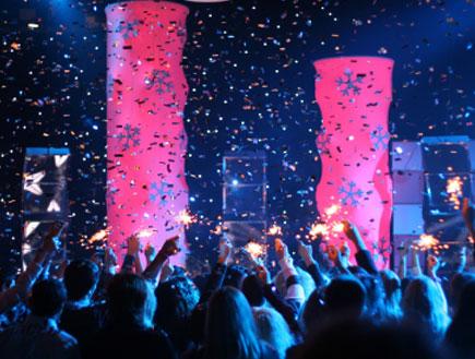 מסיבת סילבסטר (צילום: Anutik, Istock)