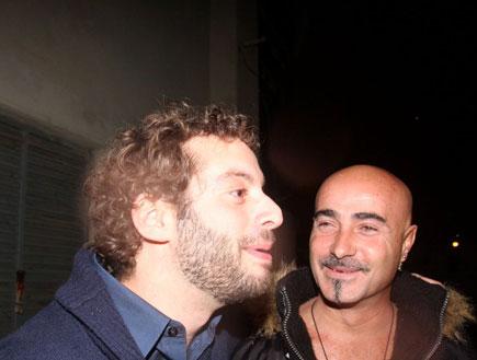 טל כהן וקריספל-אירוע סיום עונה הישרדות 3 (צילום: אלעד דיין)