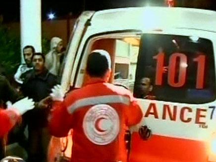 """הרוג מתקיפת צה""""ל ברצועה (צילום: חדשות 2)"""