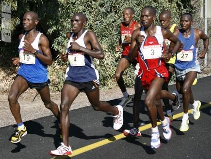 מרתון טבריה. מי ינצח? (שי לוי) (צילום: מערכת ONE)