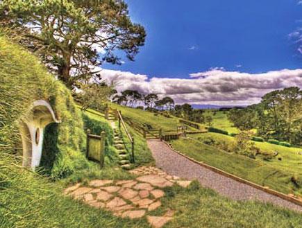 הוביטון ניו זילנד (צילום: האתר הרשמי)