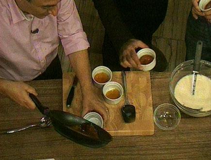 קרם קרמל  (תמונת AVI: מועדון ארוחת הערב)