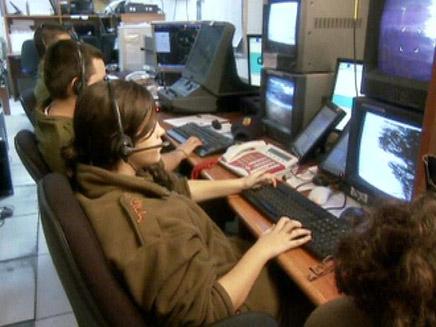 חיילי אגף המודיעין בפעולה (צילום: חדשות 2)