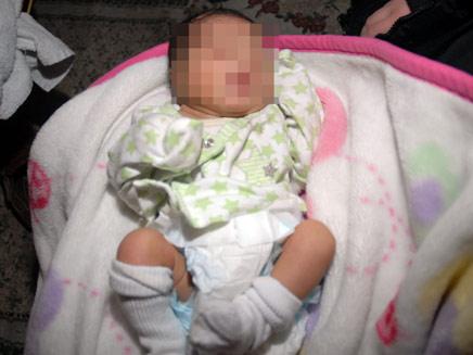 התינוקת נחטפה - ונמצאה. אילוסטרציה (צילום: AP)