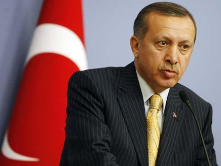 ראש ממשלת טורקיה, ארדוואן (צילום: חדשות 2)