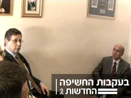 דני איילון סגן שר החוץ ושגריר טורקיה (צילום: חדשות 2)