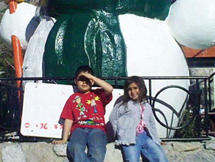 טיולי משפחות: ילדים בחרמון (צילום: שירלי אהרון)