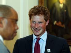 בלי סודות. הנסיך הארי (צילום: AP)