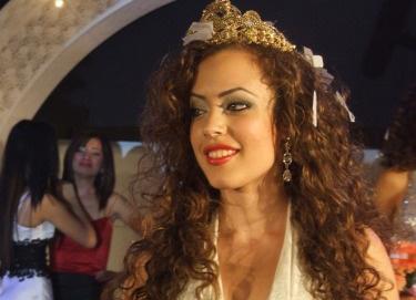 מלכת יופי ערבייה (צילום: פוראת נסאר)
